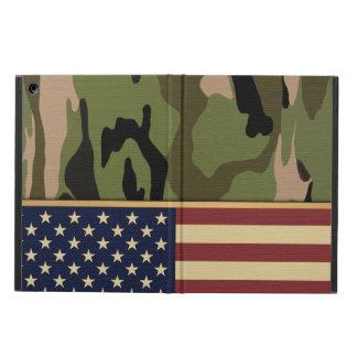 Amerikanische Flaggen-Camouflage