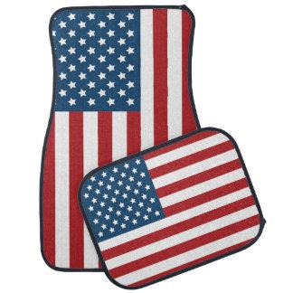 Amerikanische Flaggen-US Flagge USA Automatte