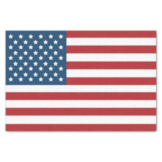 Amerikanische Flaggen-US Flagge USA Seidenpapier