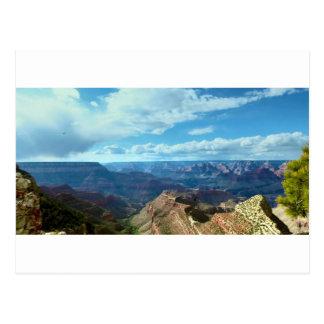 Amerikanische Großartig-Schlucht Postkarte