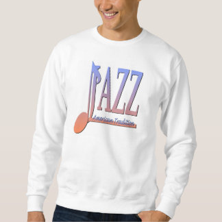 Amerikanische Jazz-Musik Sweatshirt