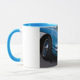 Amerikanische klassische Auto Tasse