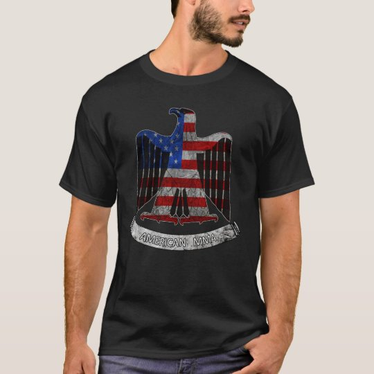 Amerikanische MIXED MARTIAL ARTS II T-Shirt
