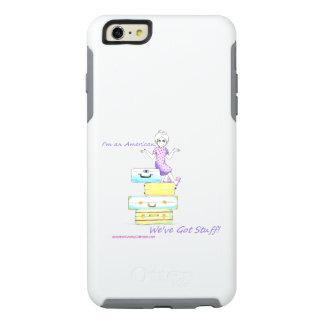 Amerikanische Oma bin ich amerikanisches iPhone 6+ OtterBox iPhone 6/6s Plus Hülle