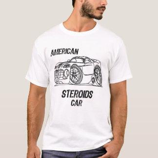 Amerikanische Steroide T-Shirt