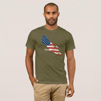 Amerikanischer Adler-T - Shirt