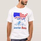 Amerikanischer Bayer wurzelt T - Shirt