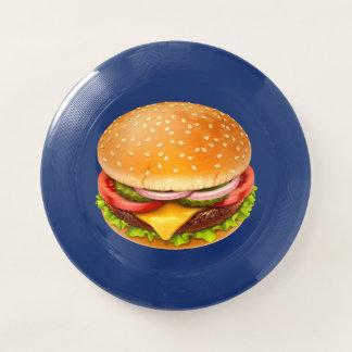 Amerikanischer BurgerFrisbee Wham-O Frisbee
