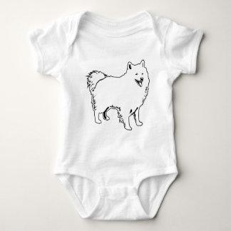 Amerikanischer Eskimostolz Baby Strampler