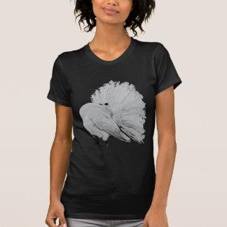 Amerikanischer Fantail-extravagante Taube T-Shirt