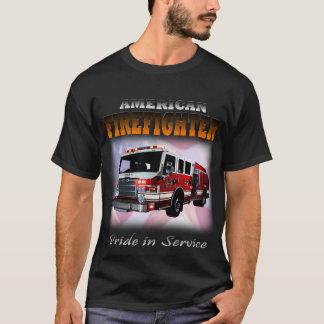 Amerikanischer Feuerwehrmann 1 T-Shirt