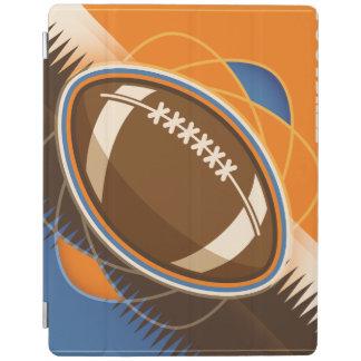 Amerikanischer Fußball-Sport-Ball-Spiel iPad Hülle