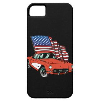 Amerikanischer gemachter Sport-Autos iPhone4 iPhone 5 Cover