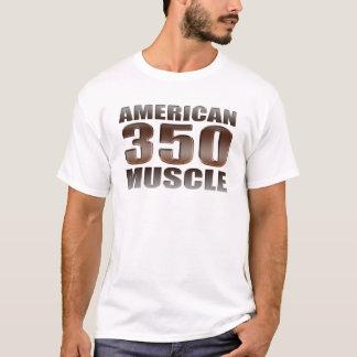 amerikanischer Muskel 350 T-Shirt