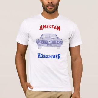 Amerikanischer Pferdestärken-T - Shirt