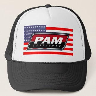 Amerikanischer Stolz PAM-Transport Truckerkappe