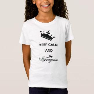 Amerikanischer T - Shirt der Mädchen Kleider