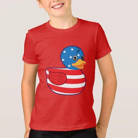 Amerikanisches Gummiducky T-Shirt