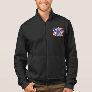 Amerikanisches heidnisches--Polizei Jacke