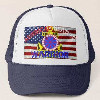Amerikanisches heidnisches--Seemann Truckerkappe