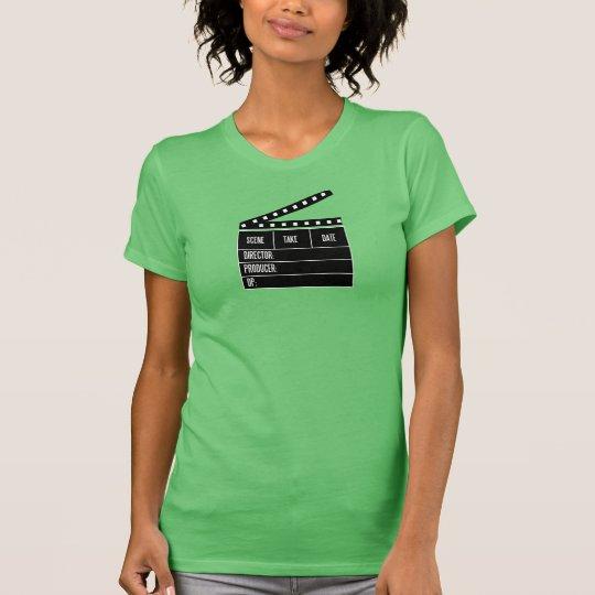 Amerikanisches Kleid T. Shirt Direktornschindel