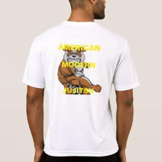 amerikanisches modernes Jujitsuteam-Shirt #1 T-Shirt