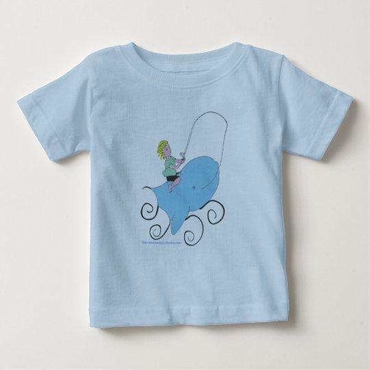 Amerikanisches Oma-Legenden-Baby-T-Shirt Baby T-shirt
