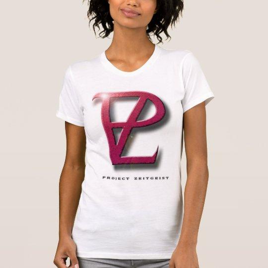 """Amerikanisches Shirt """"der Projektzeitgeist-"""""""