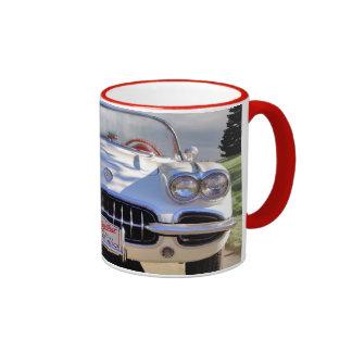 Amerikanisches Sport-Auto Tasse