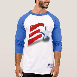 Amerikanisches Sternenbanner T-Shirt