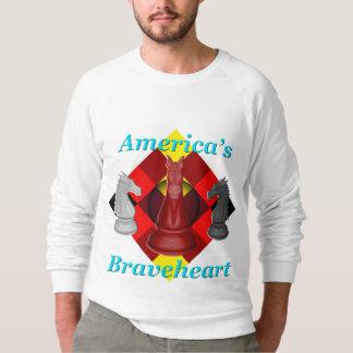 Amerikas Braveheart Sweatshirt