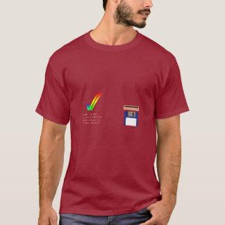 Amiga Kickstart (40,055) T - Shirt 3,1