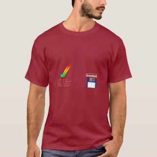 Amiga Kickstart (40,068) T - Shirt 3,1