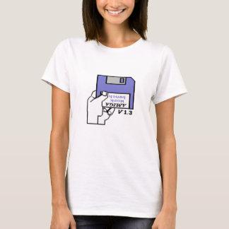 Amiga Kickstart das 1,3 Stiefel-Logo T-Shirt