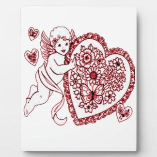 Amor Fotoplatte