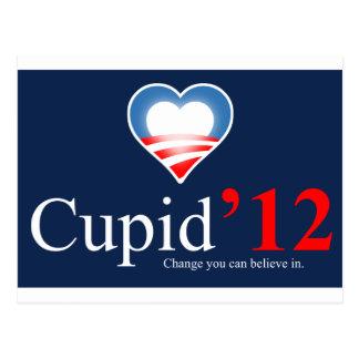 Amor für Präsidenten 2012 Postkarte