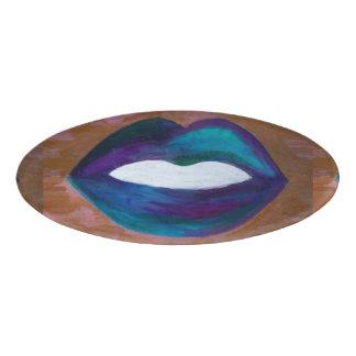 Amorous des Büro-| Lippenstift-Diva-Zauber Namenschild