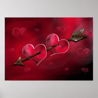 Amors Pfeil Poster