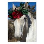 Amour de cheval cartes de vœux
