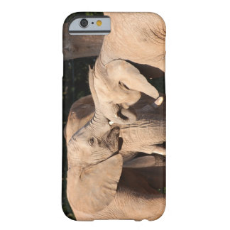 Amour d'éléphant coque iPhone 6 barely there