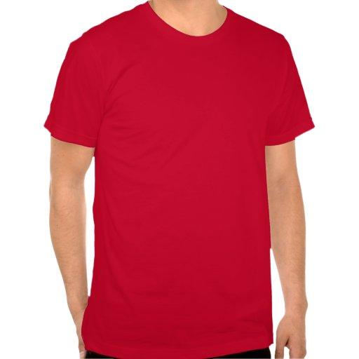 Amour grunge de Nashville de drapeau d'état du Ten T-shirts
