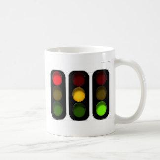 Ampel-Entwurf Kaffeetasse
