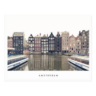 Amsterdam Postkarte