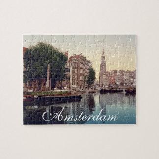 Amsterdam-Puzzlespiel