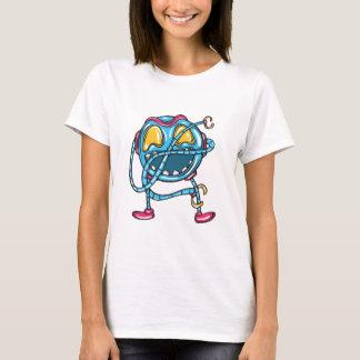 Amusement d'Emoji T-shirt