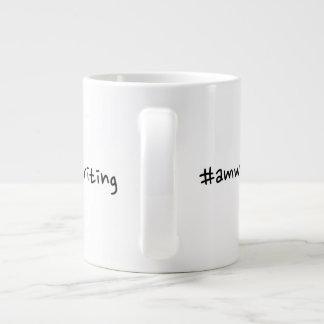 #AmWriting Tasse Jumbo-Mug