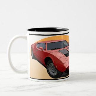 AMX 3 Sport-Auto-Tasse Zweifarbige Tasse
