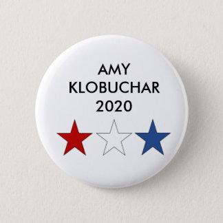 Amy Klobuchar 2020 Präsidentenknopf Runder Button 5,1 Cm