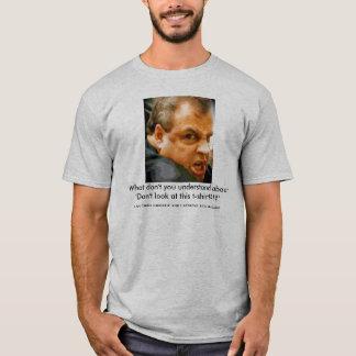 An Chris Christie - wem u lookin?! T-Shirt