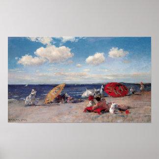 An der Küste Poster